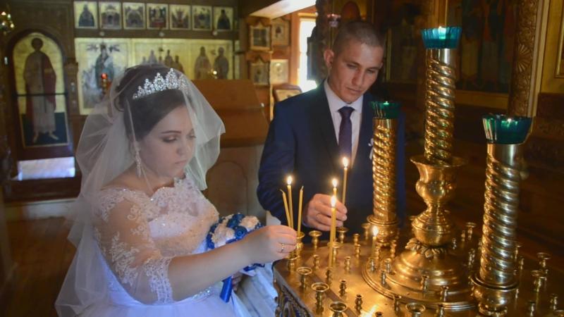 02.06.2018 год. Свадьба Андрея и Анны.