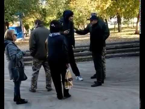 Никто не хочет добровольно служить в армии Порошенка (Харьков).