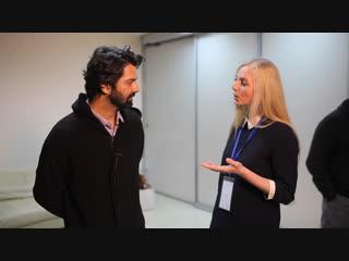 Интервью Баруна Собти телеканалу ZEE TV Россия