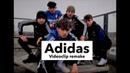 Adidas - Russian Village Boys (feat. Mr Polska) Video clip remake