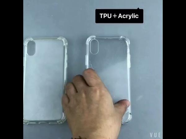 Trend Comm TPUAcrylic Case