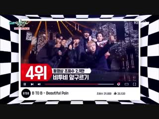 [OTHER] 21.12.2018: BTOB - Best 5 Win Сeremony @ Music Bank Year End Special