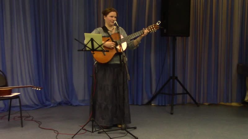 Екатерина Мирвис-Варкалова «Девочки-лебедушки» (стихи и муз. Е. Мирвис-Варкаловой)