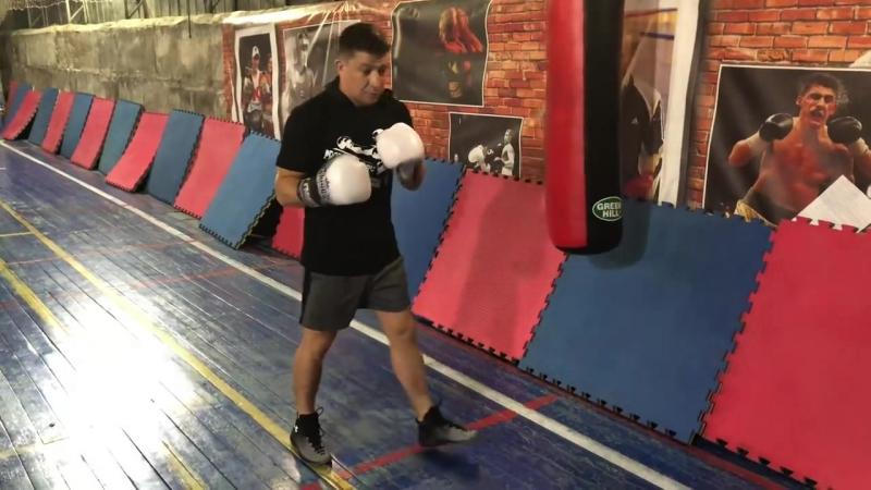Как правильно бить по боксерскому мешку. 10 принципов работы по груше