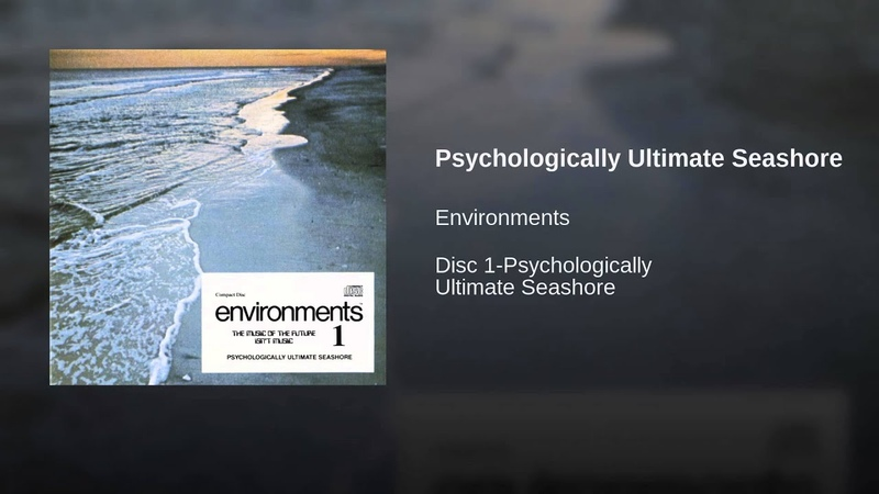 Psychologically Ultimate Seashore