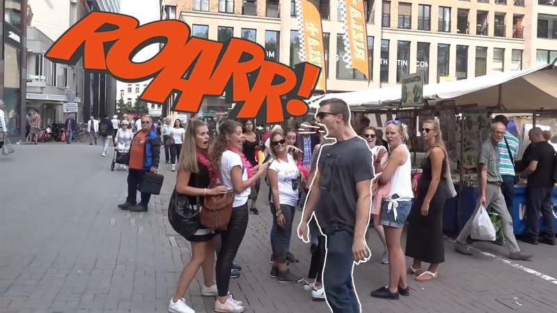 Extreme Burping IN Public Compilation Most Epic Dinosaurs Roars IN Public