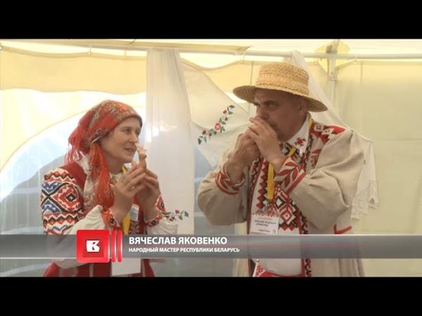 Цветами международного фестиваля «Город ремесел» окрасилось небо в Вологде