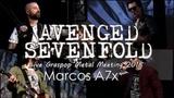 Avenged Sevenfold Live Graspop Metal Meeting 2018