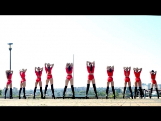 Exodivs s.s. gary clark jr. - come together choreo by selena seee