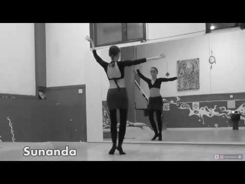 ATS® Fast Moves: Sunanda \ АТС-словарь @ dance vocabuary