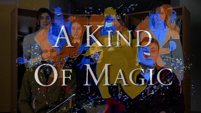 R.A.Band - A Kind Of Magic (arrangement by R.A.Band)