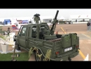AAD 2016- Thales Scorpion mortar system