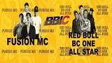 FUSION MC vs RED BULL BC ONE ALL STAR CREW SEMI @ 2018 BBIC World Finals Day-3 LB-PIX