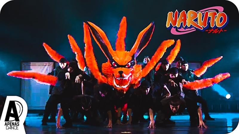 😱 NARUTO... Eles não dançam, eles HUMILHAM! 😱   O-Dog Crew   Arena Chengdu 2018 (Apenas Dance)