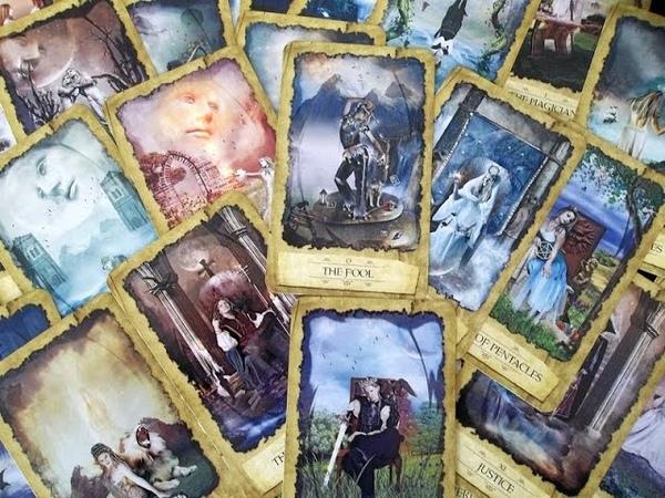 Обзор Таро Мистического мечтателя (Mystic Dreamer Tarot)