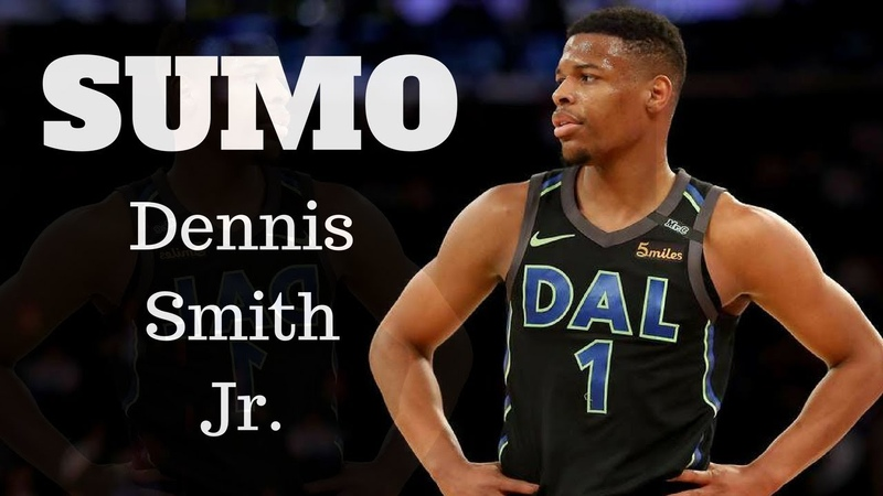 Dennis Smith Jr. - SUMO (Rookie of the Year Mix 2018) - HD