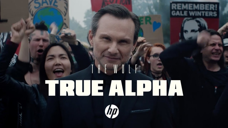 THE WOLF - TRUE ALPHA ft. Christian Slater and Jonathan Banks | HP