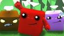 Epic LBP3 Costumes Episode 11 Super Meat Boy Edition Meat Boy Bandage Girl and More