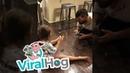 Adorable Moment Father Pranks Daughter || ViralHog