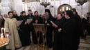 Архимандрит Мелхиседек с братией Покровского храма поздравляют с Рождеством Христовым.