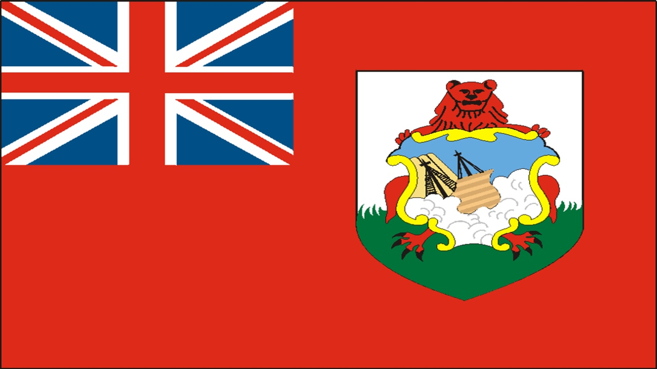 Флаг Бермуды