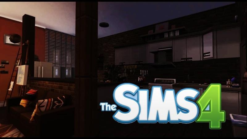 TS4 Строительство| Квартирка Сан-Мишуно в Sims 4 | Building