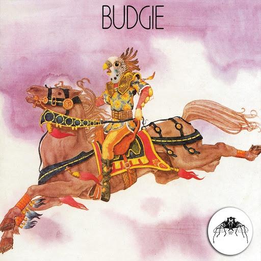 Budgie альбом Budgie [2013 remaster]