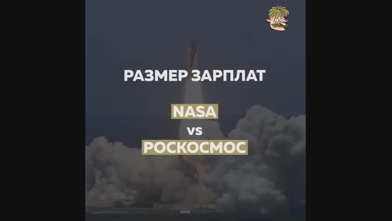 Наглядно о том, почему у нас так часто падают и ломаются спутники, ракеты.