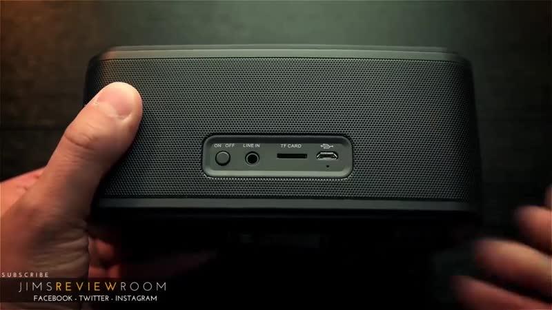 DOSS SoundBox Touch Control