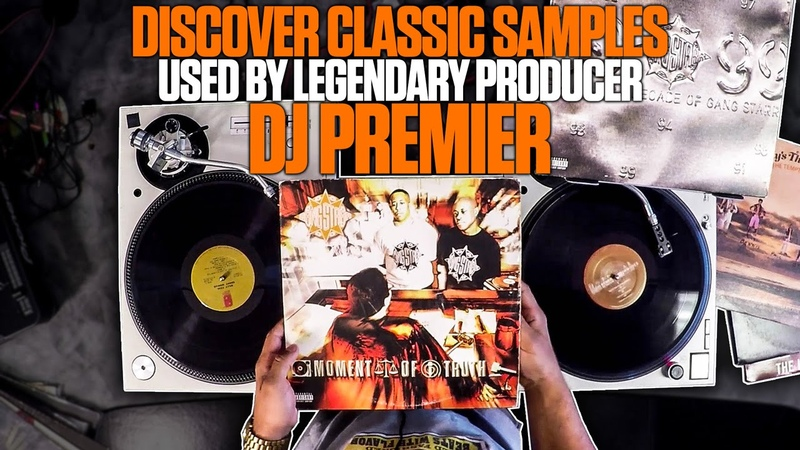 Celebrating Dj Premier And The Classic Samples Used On Iconic Gang Starr Albums