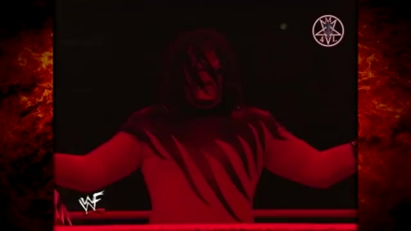 Undertaker (Dressed as Kane) vs Mankind 1 Contender Match w_ Austin Vince on