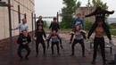Открытая тренировка по street workout г. Акколь 18.06.19