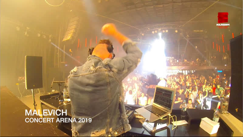 Shnaps @ Malevich Concert Arena Lviv 2019