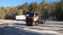 Тест драйв Man Tga. Разборка МАН ТГА в Москве. Краш тест грузовика. Запчасти 7(925)0002111