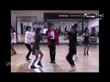 Michael Jackson rehearsal black or white rare