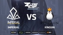 Imperial vs Kinguin, map 3 train, ZOTAC Cup Masters 2018 Europe Finals