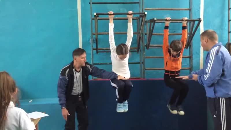 4 класс девочки 3 место Коткова Алиса
