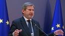 Йоханнес Хан Уже в этом году Беларусь и ЕС могут подписать соглашение о приоритетах сотрудничества