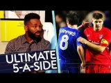 Lampard or Gerrard?! THE ANSWER REVEALED! | Darren Bent's Ultimate 5-A-Side