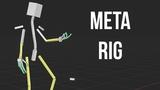 CGC Classic: Create a Human Meta Rig (Blender 2.6)