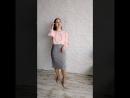 Новая коллекция 2018 от SENTIMENT. Женская одежда в Омске.