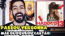 MÃE RAIZ BLOQUEIA CARTÃO DE FILHA SOCIALISTA!