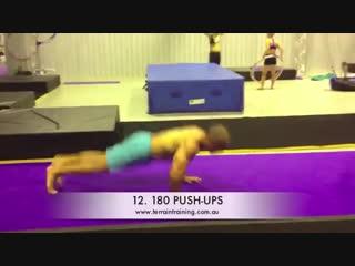 20 лучших упражнений со своим весом