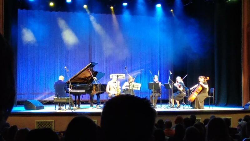 Концерт Пола Ромеро - Тема Битва из Герои Меча и Магии 3