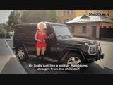 Блондинка Рулит или BlondDrive.tv- #9 Mercedes-Benz G-Spot