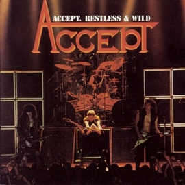 Accept альбом Restless And Wild