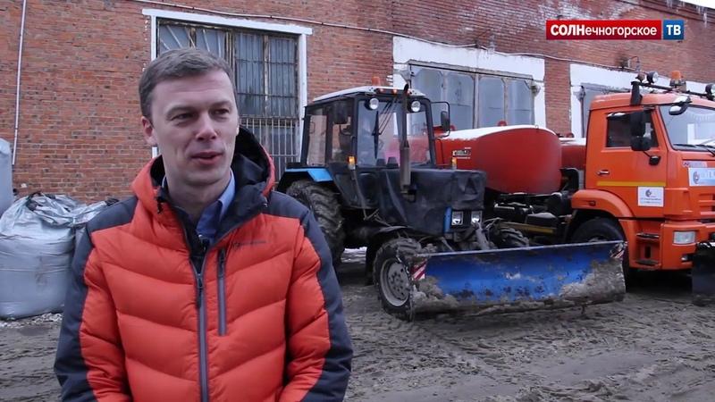 Коммунальщики Солнечногорска перешли на усиленный режим работы