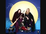 Luke Baines and Katherine McNamara at Halloween Party