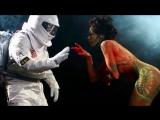 Roustan Body Paint &amp Asphyxia Alien behind the scenes ( Сексуальная, Приват Ню, Private Модель, Nude 18+ )