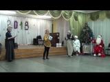 5)Новогодний карнавал в ДМШ №6 - Жучка в поисках Бабы-Яги 22.12.2017 (Нижнекамск)